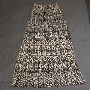 Cynthia Rowley maxi skirt sz XS